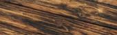 panoramatický koncept dřevěného a texturovaného povrchu s kopírovacím prostorem