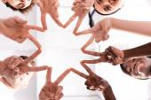 A többnemzetiségű önkéntesek véleménye a béke gesztusáról