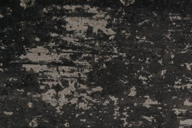 old black weathered grunge wall texture