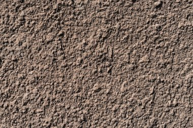 Close-up view of weathered grey wall textured background stock vector