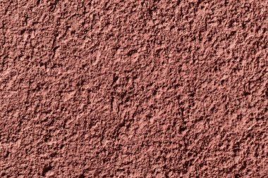 Close-up view of maroon concrete wall textured background stock vector