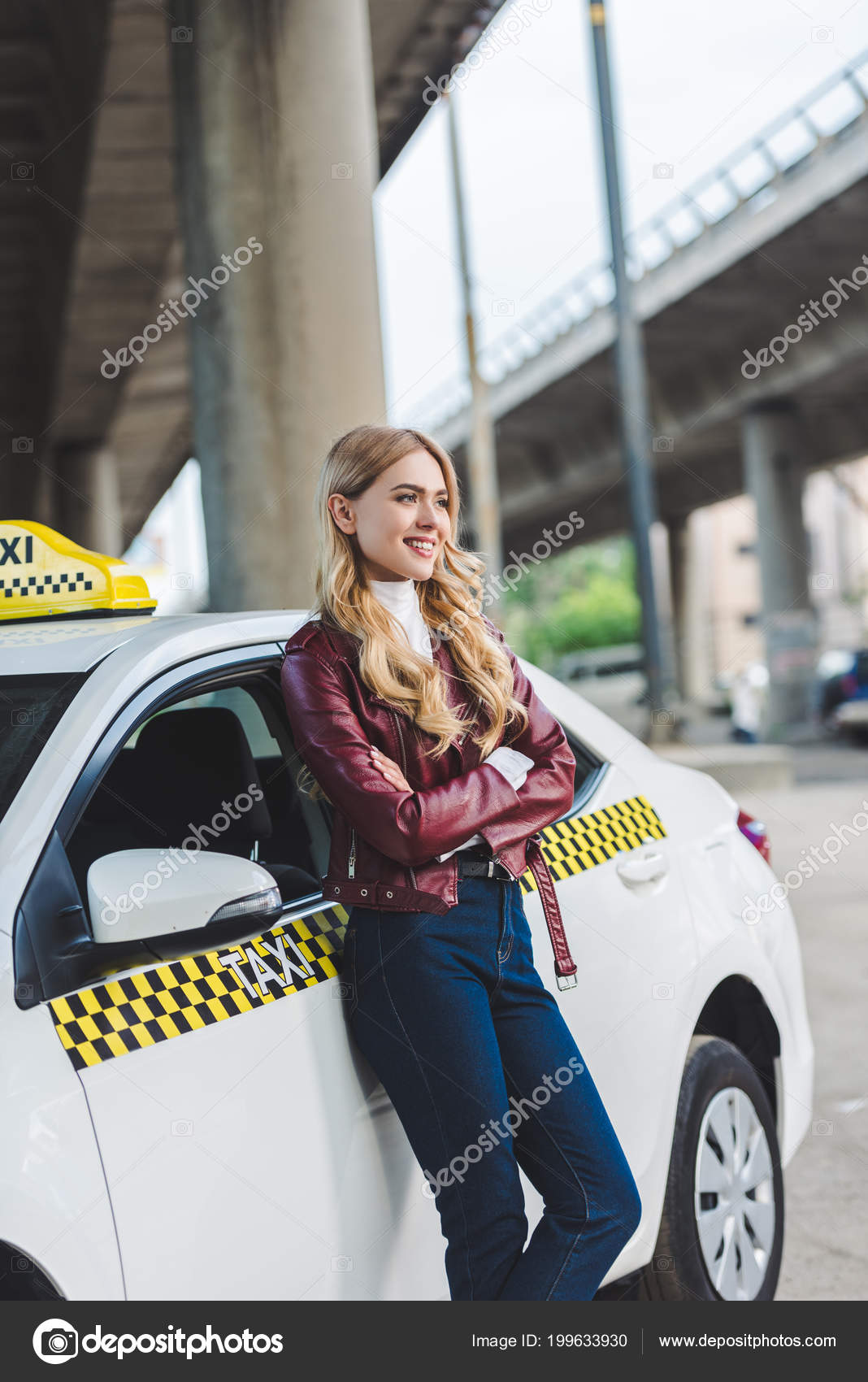 Blonde Taxi