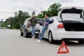 beszél az okostelefonokat road autó baleset után illesztőprogramok