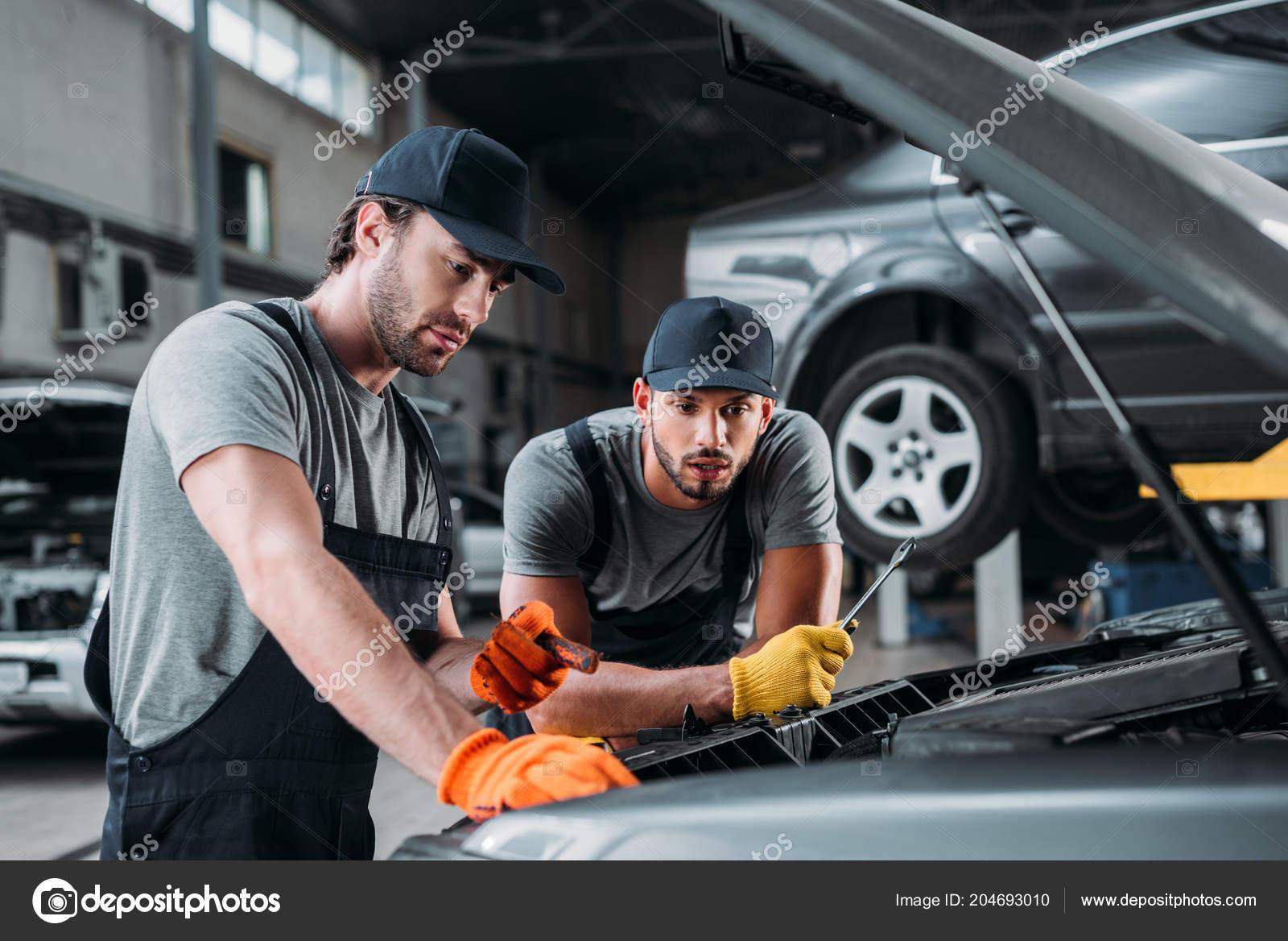 professional auto repair manuals