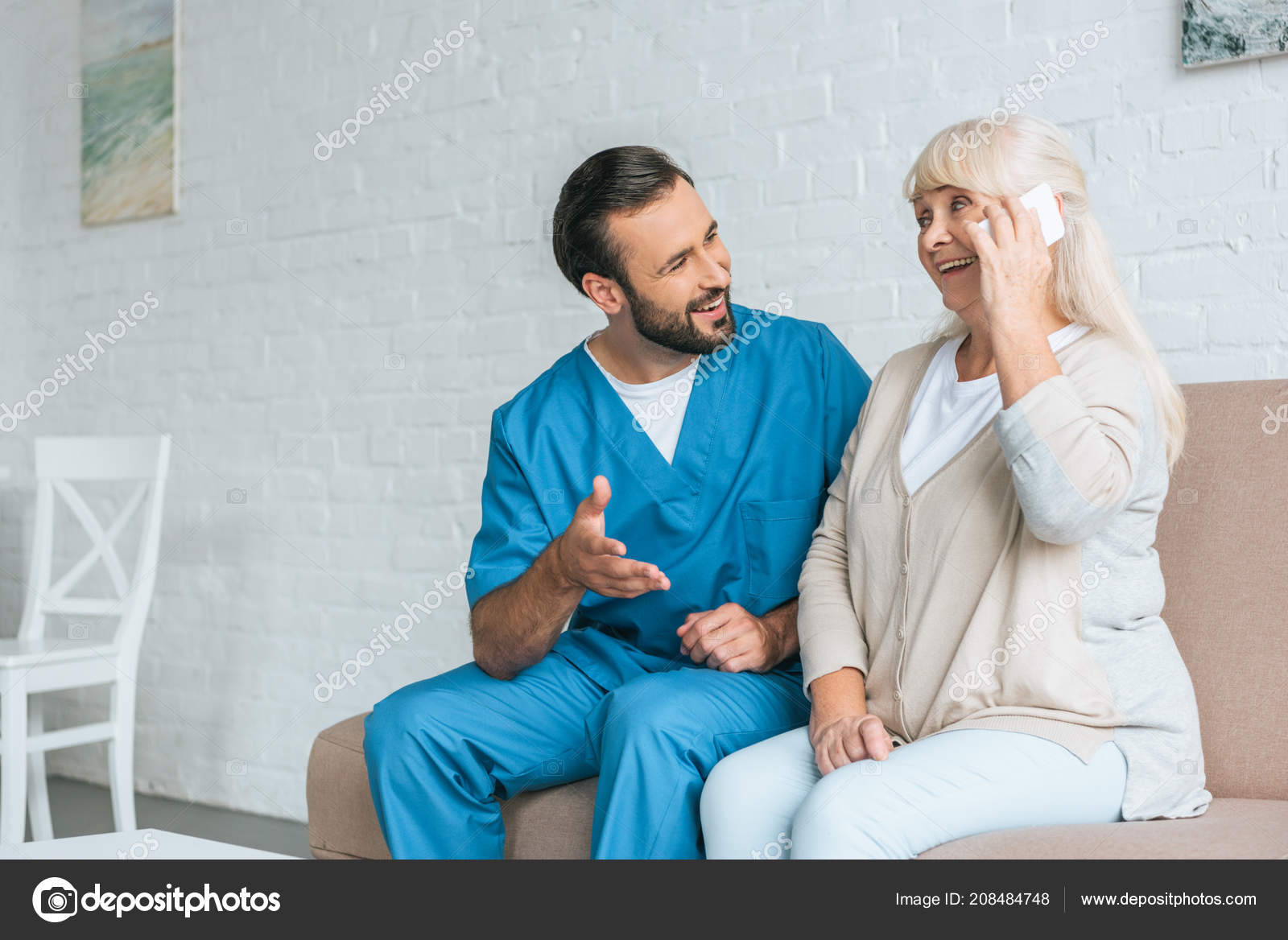 male nurse dating