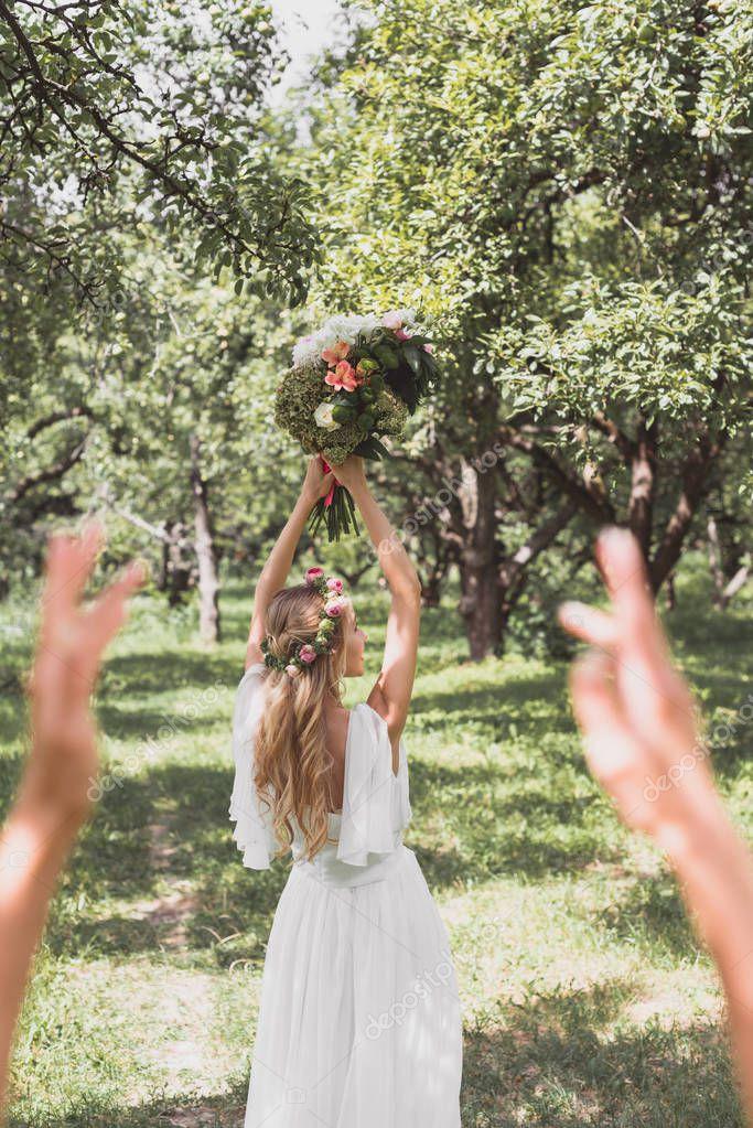 Букет невесты для чего бросают нельзя, букет цена
