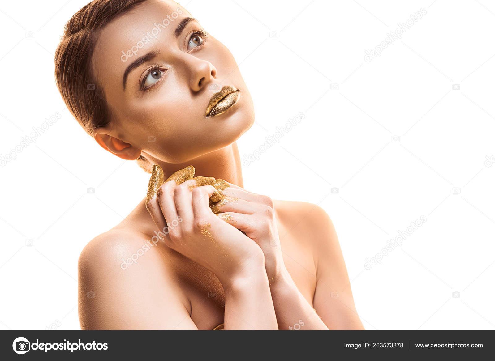 Hot nahá dívka na dívce