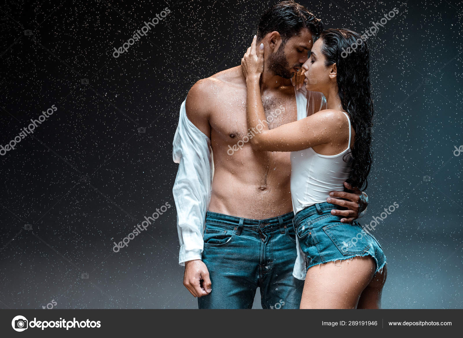 Sexy dívky nahý obrázek