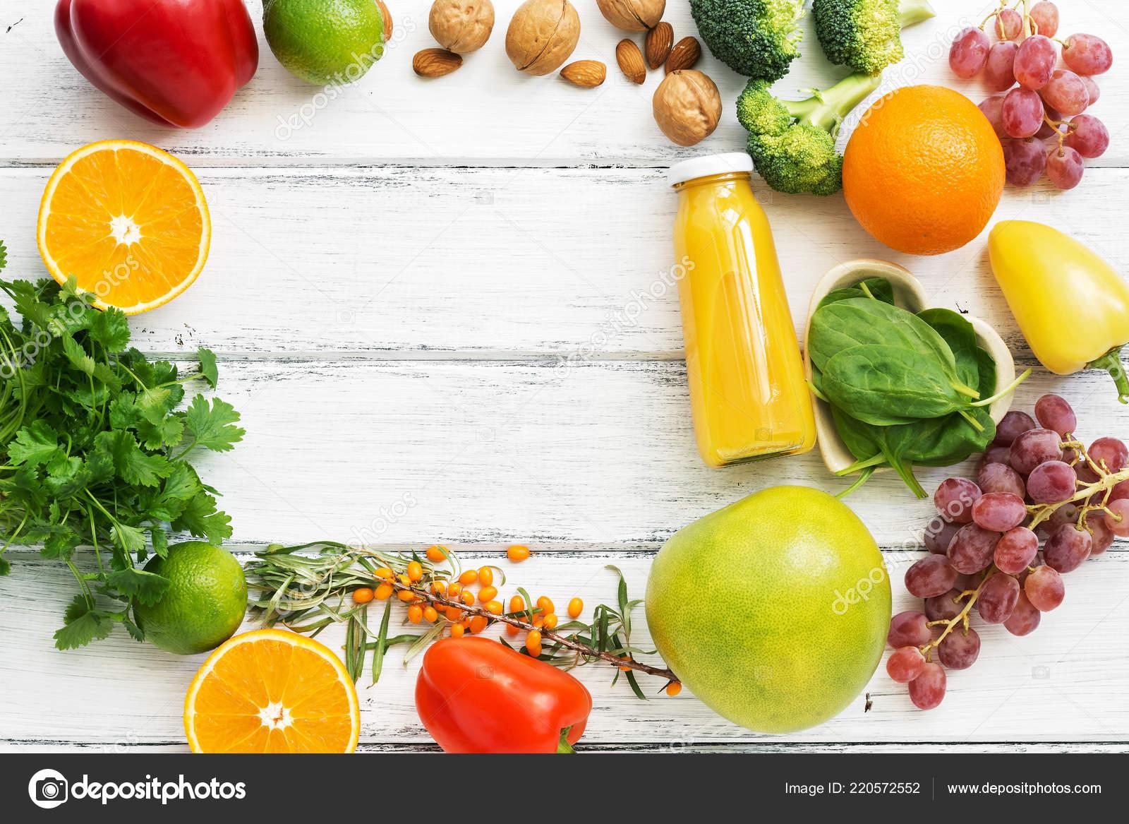 Alimentos y frutas ricas en vitamina d