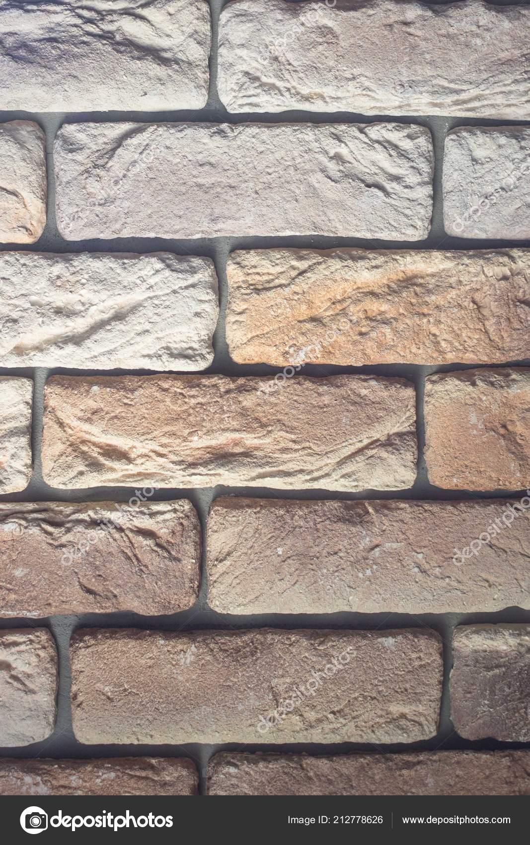 Fond Brique Intérieur Style Loft Construction Décoration Intérieure  Maçonnerie ...
