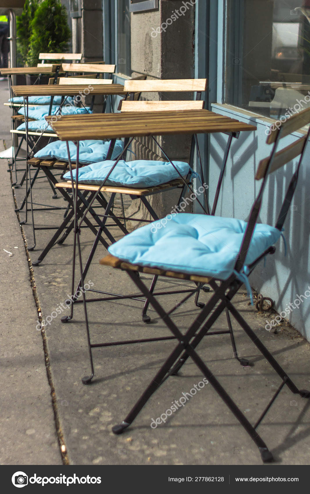 New Cafe Garden Furniture