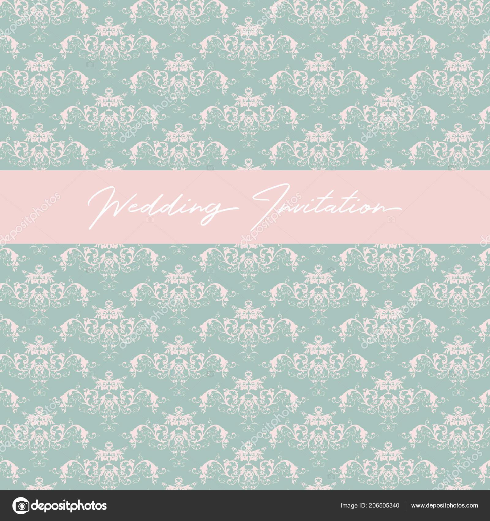 Beautiful vector wedding invitation design vetores de stock beautiful vector wedding invitation design vetores de stock stopboris Choice Image