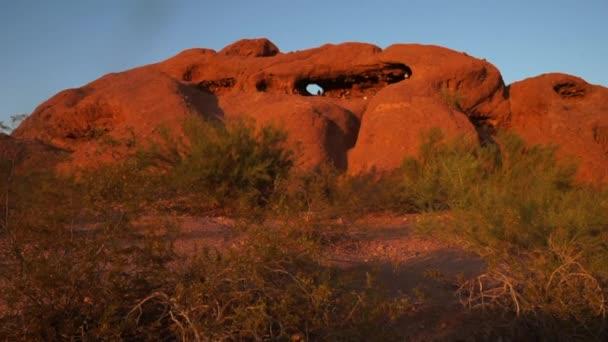 Híres lyuk a rock, Papago Park, Phoenix, Arizona