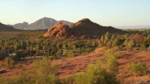 Camelback Mountain Papago Park Phoenix, Arizona látni