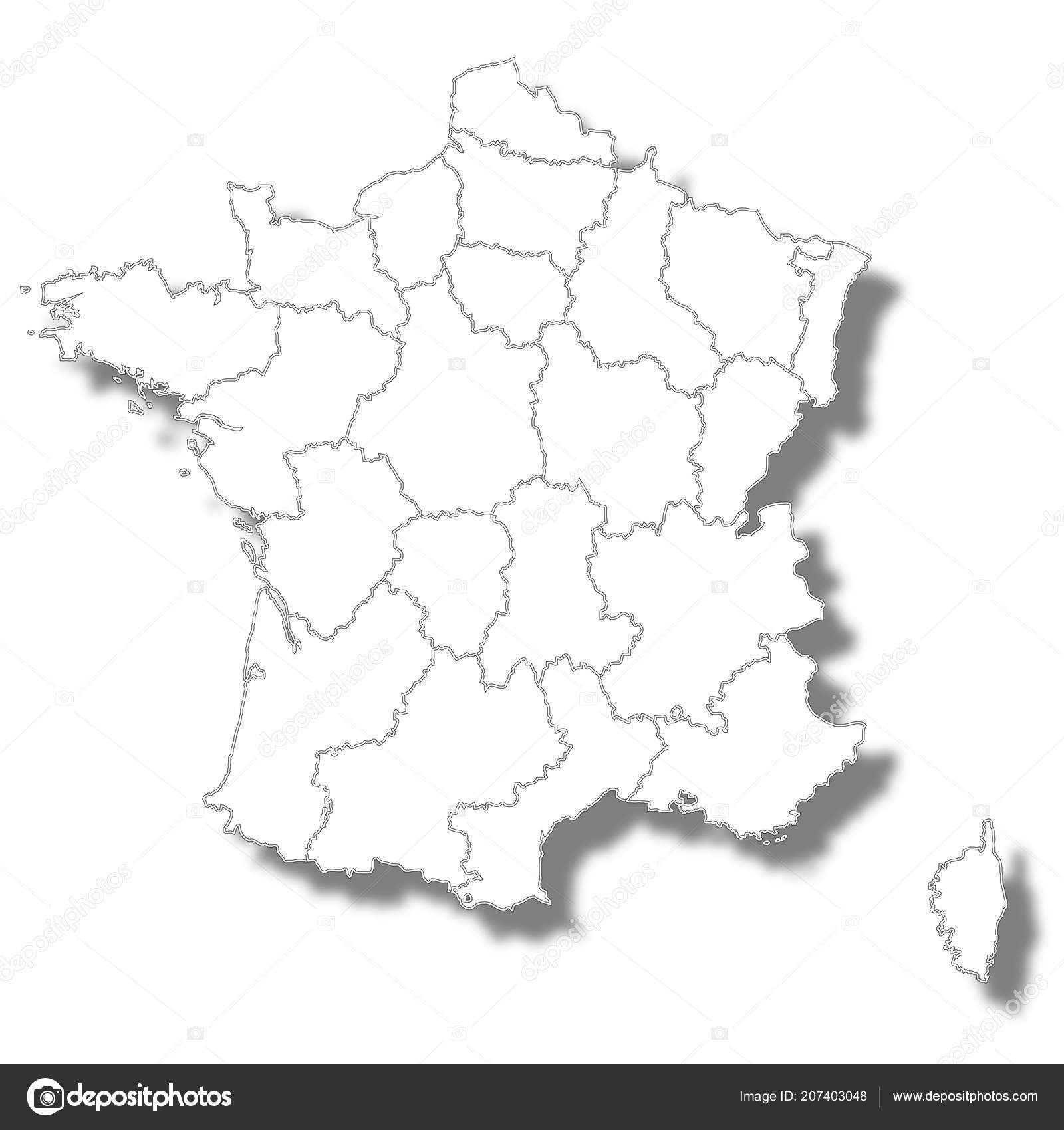 Country Map Of France.France Country Map Icon Stock Vector C Jboy24 207403048