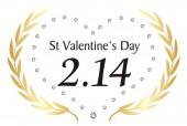 Fotografia San Valentino Laurel oro icona