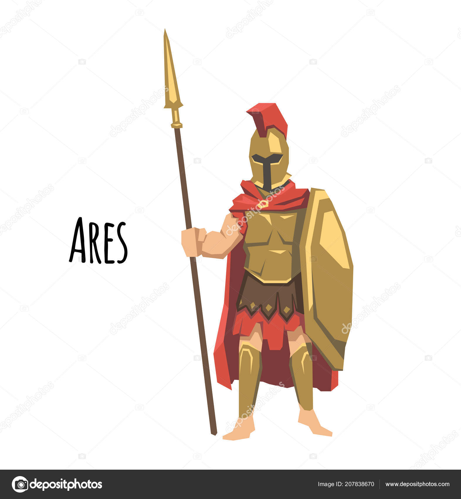 Images Ancient Ares Ares Ancient Greek God Od Of War