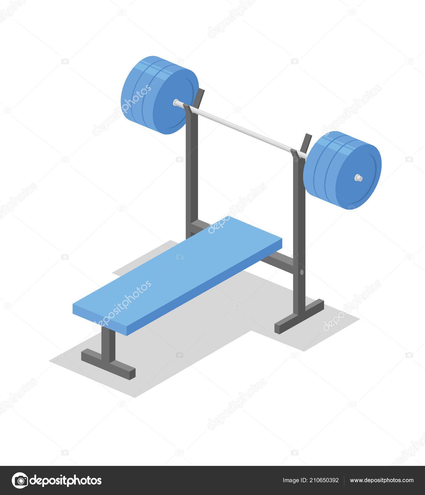 precio de banco plano para gimnasio