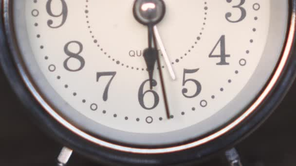 A Clock ticking with faster than normal timing.