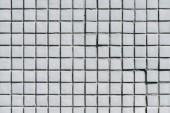 Photo full frame image of ceramic tile wall background