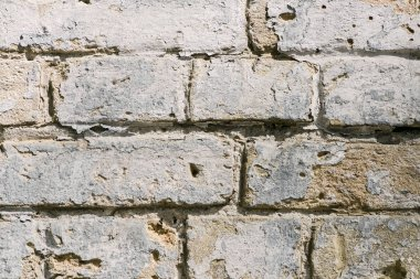 full frame image of brick wall background