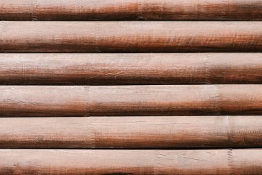 full frame image of timbered wall background