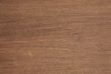Brown textured wooden background with copy space stock vector