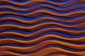 pohled shora na abstraktní pozadí s čarami a barevným filtrem