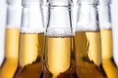 a sörösüvegek szelektív fókusza