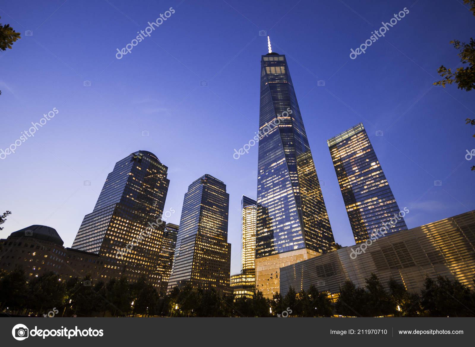 Cidade Nova Iorque One World Trade Center Freedom Tower