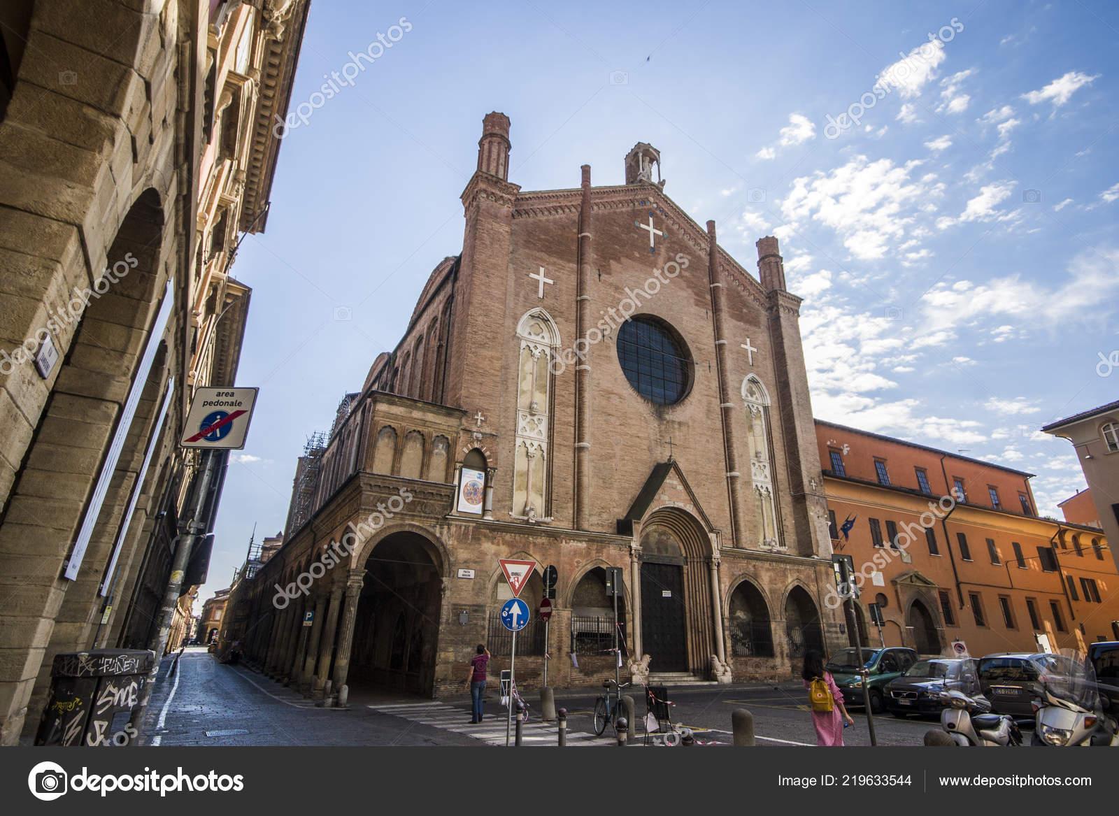 Die Basilika Von San Giacomo Maggiore Eine Historische Römisch ...