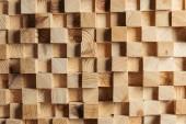 světle hnědé dřevěné kostky módní pozadí