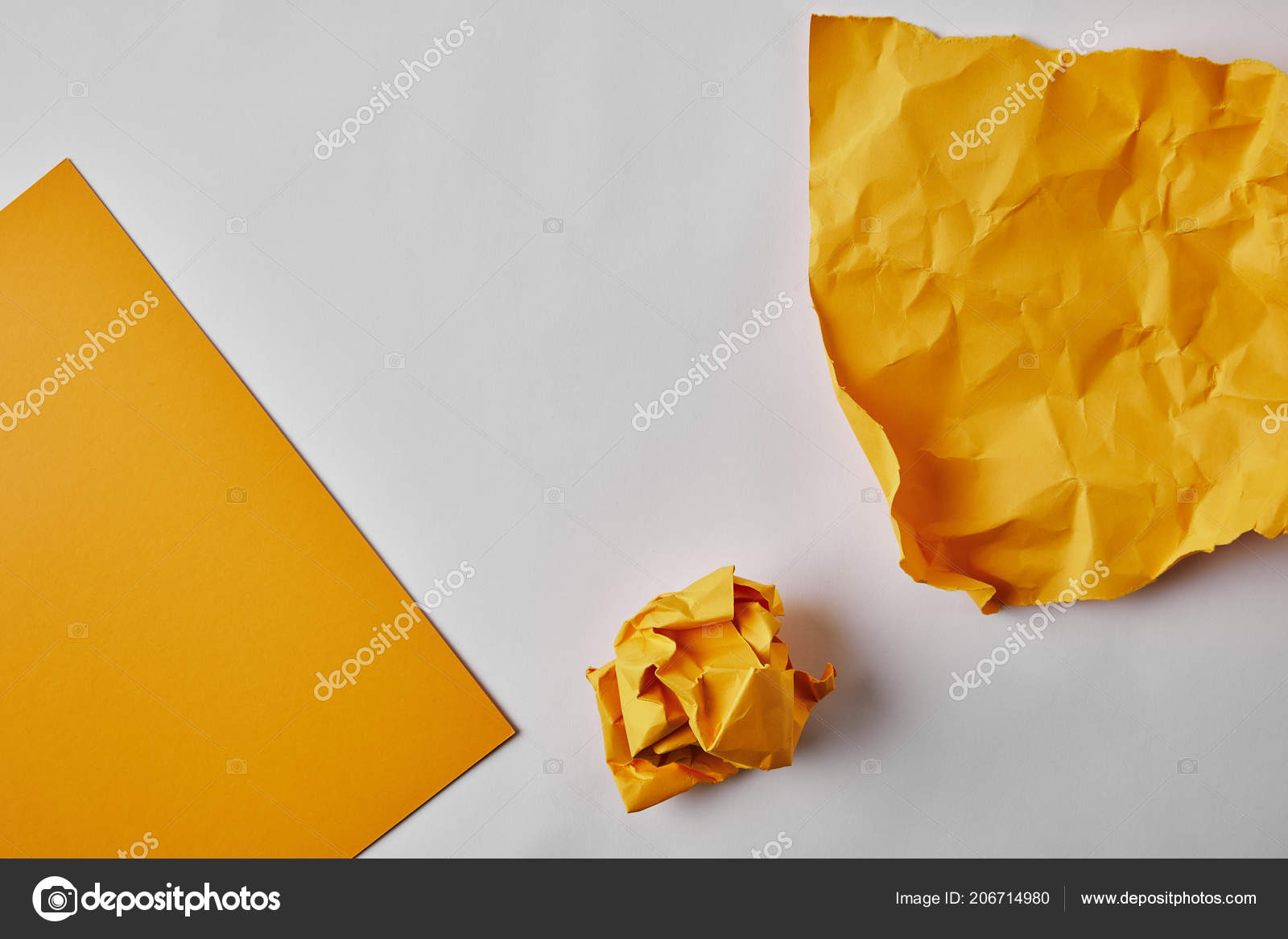 yellow paper vs white paper