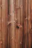 Fotografie Detailní záběr hnědá Dřevěná prkna pro pozadí
