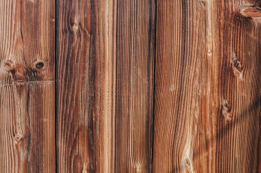 Close-up shot of grungy wooden planks for background stock vector