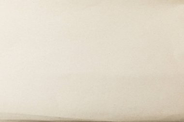 top view of blank textured white paper