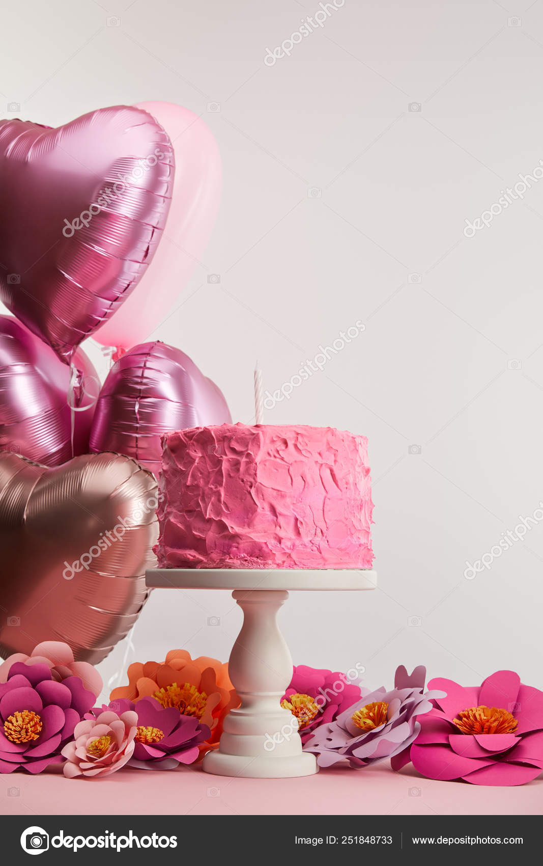 Astonishing Birthday Cake For Wife Heart Shape Pink Birthday Cake Candle Funny Birthday Cards Online Fluifree Goldxyz