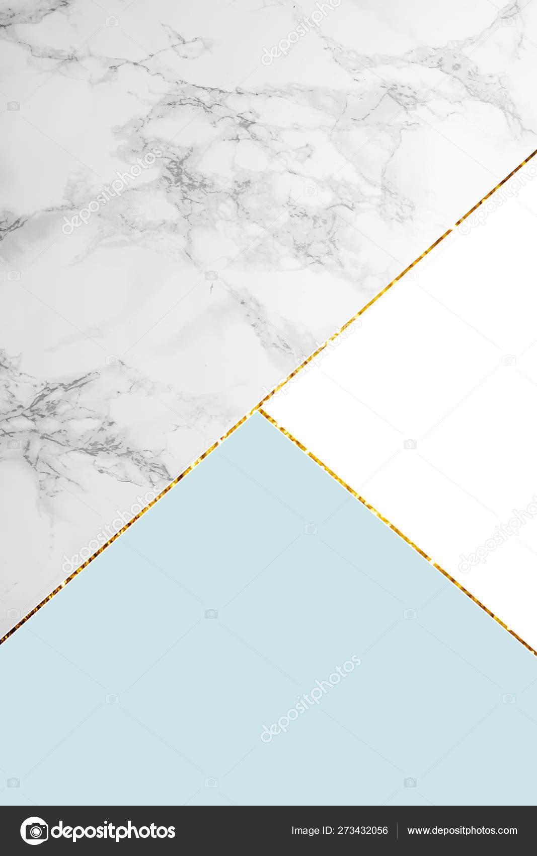 Geometric Background Grey Marble White Light Blue Colors Stock Photo C Antonmatyukha 273432056