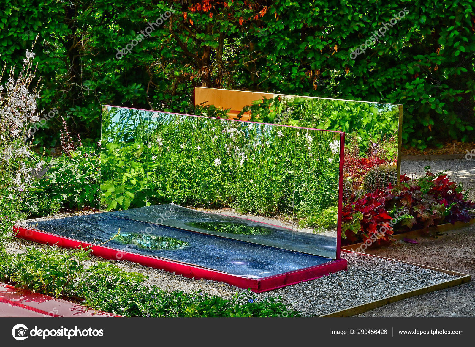 Festival Des Jardins Chaumont Sur Loire 2009 chaumont sur loire; france - june 29 2019: the international