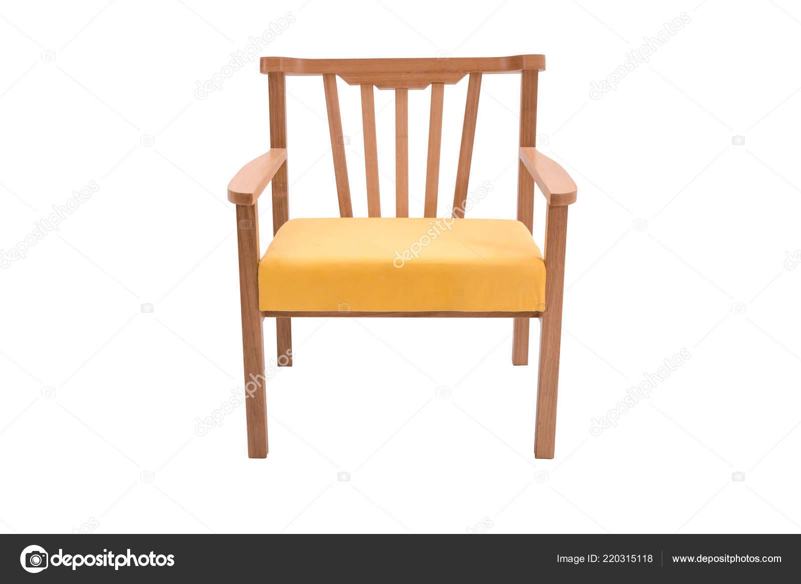 Fauteuil moderne design stoel witte achtergrond textuur stoel