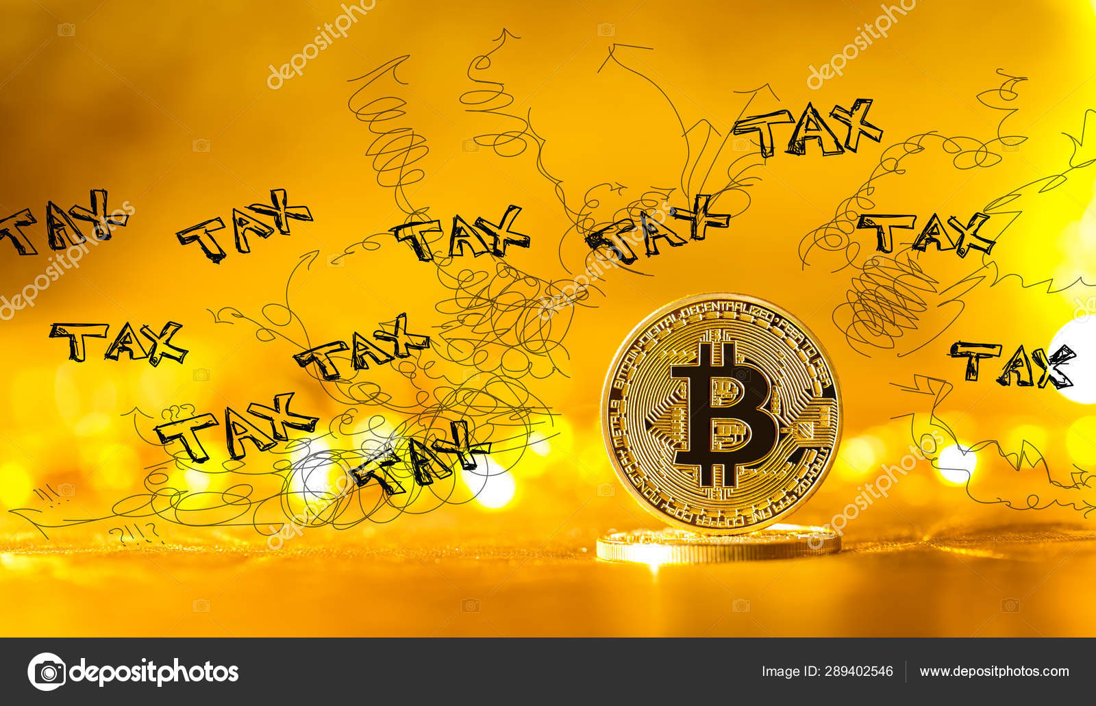 tax problem with cryptocurrency