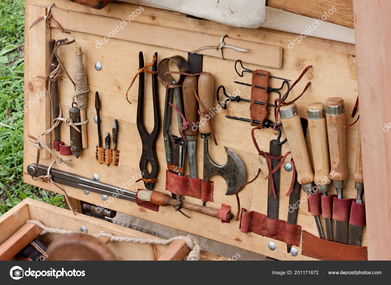 Woodworking Tools Antique Joinery Old Equipment Wood Craft