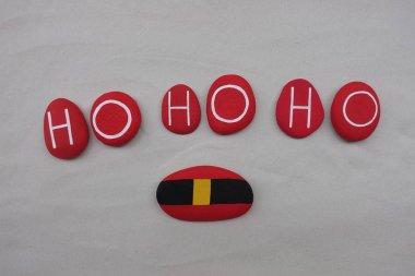 Ho Ho Ho, Santa Claus is coming for Christmas
