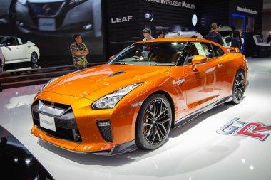 Nissan GTR model 2019