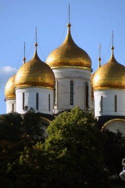 Moscow Kremlin, popular landmark, UNESCO World Heritage Site.
