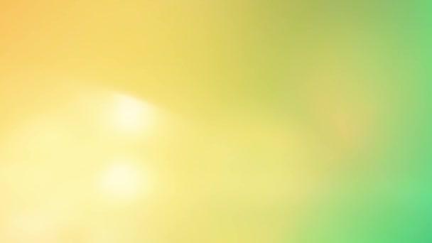 Fényszivárgó lencse Flare Color Gradient háttér
