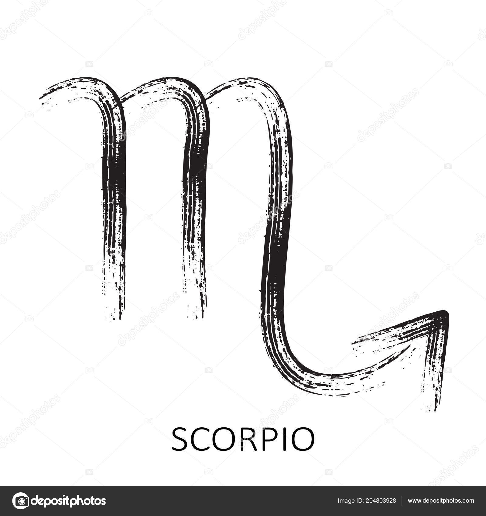 what zodiac sign goes with scorpio