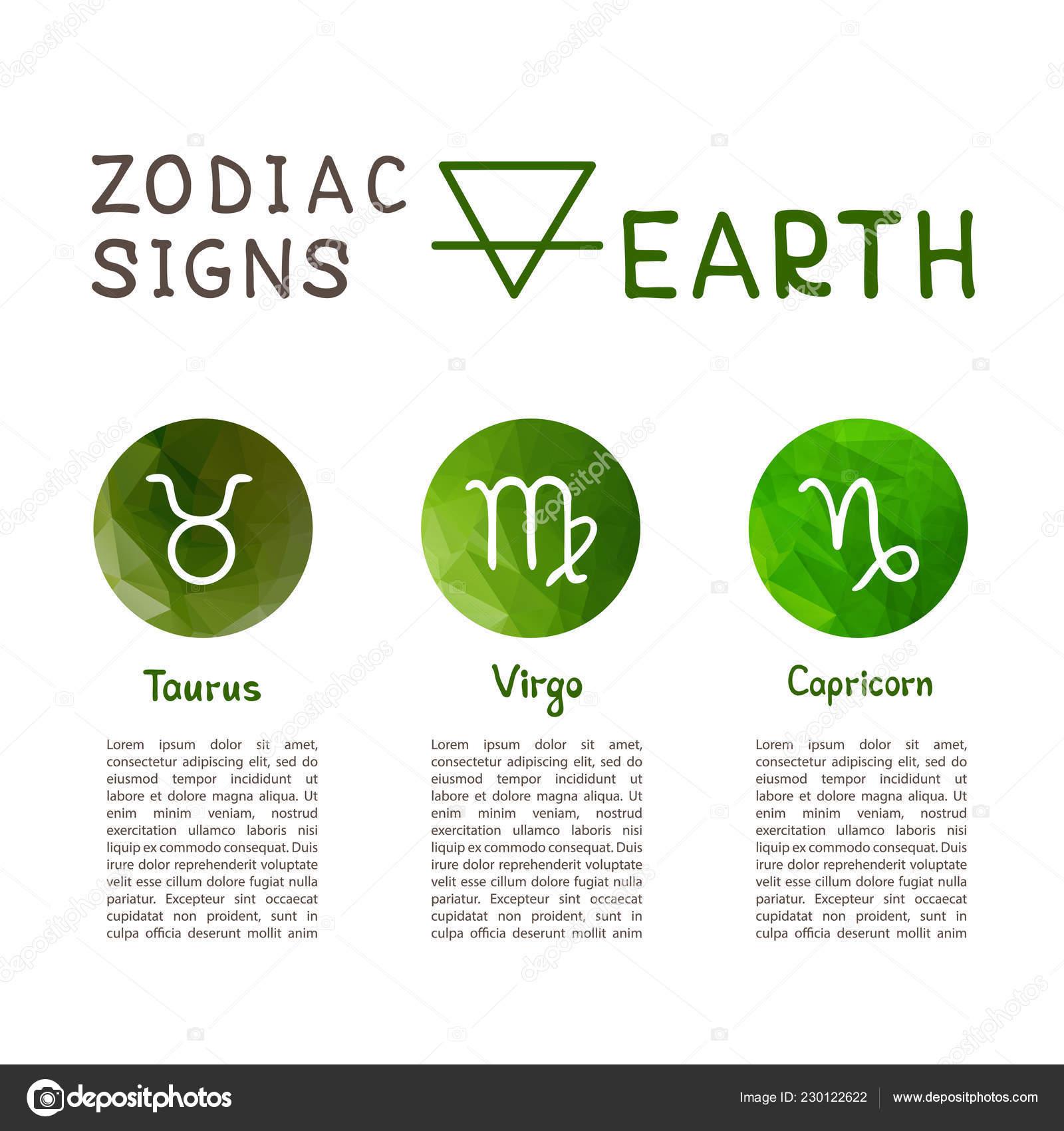 taurus element horoscope