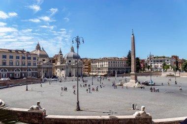 Piazza del Popolo - Rome, Italy
