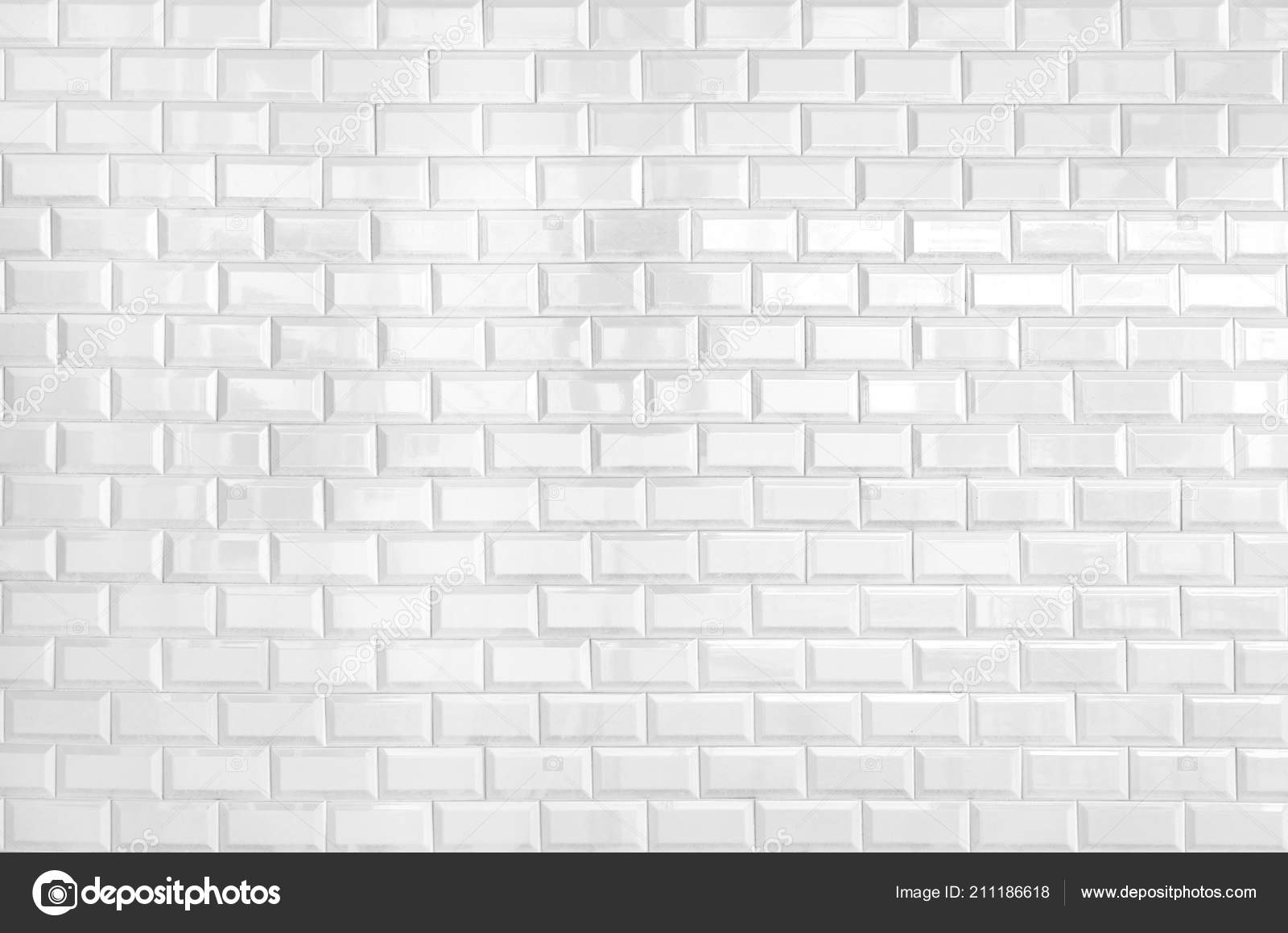 Brick Wallpaper Decor White Brick Wall Texture Background